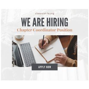 ICAA Louisiana Chapter seeks part-time Chapter Coordinator